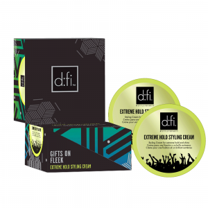 d:fi Extreme Hold Styling Cream Duo