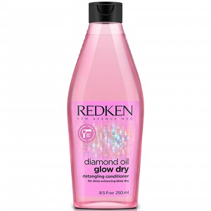 Diamond Oil Glow Dry Hárnæring 250 ml