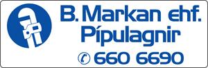 Logo B. Markan Standard 1
