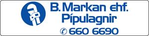 Logo B.Markan Standard 2