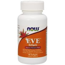 Now Eve Womens Multiple vitamins 90 kaps
