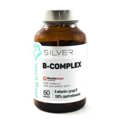 myvita-silver-pure-b-complex-60kaps