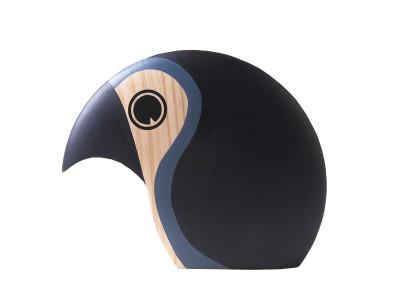 Architectmade - Fugl Discus 20cm Grey