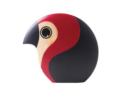Architectmade - Fugl Discus 21cm Red