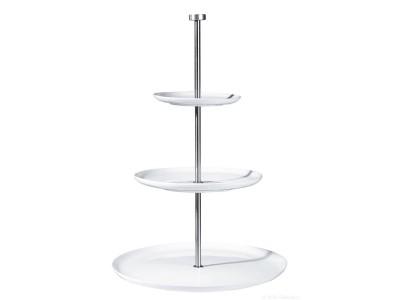 Asa - A Table Framreiðsludiskur á 3 Hæðum