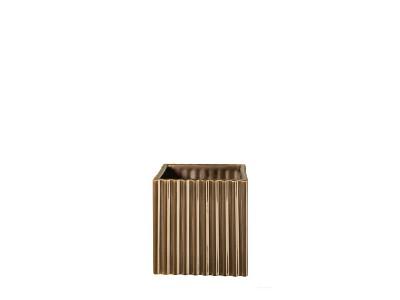Asa - Quadro Blómapottur 10cm Gold