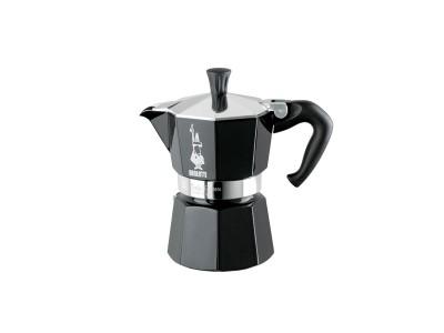 Bialetti - Mokka Espresso Kanna f/3 bolla Black