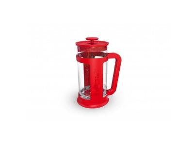Bialetti - Smart Pressukanna 1L Red