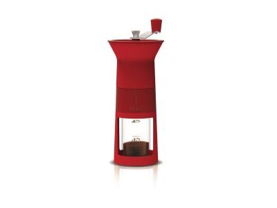 Bialetti - Kaffikvörn Red