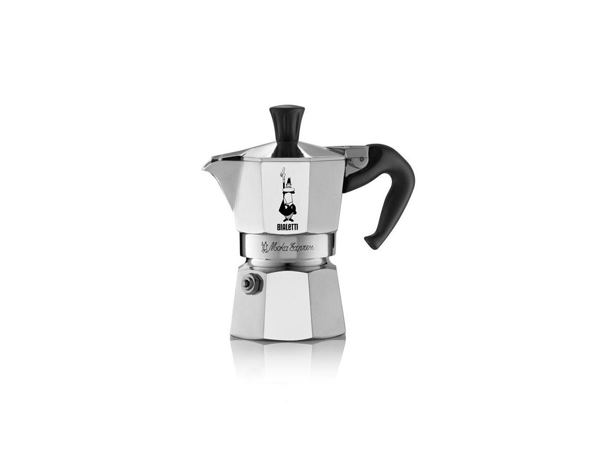 Bialetti - Mokka Espresso Kanna f/1 bolla