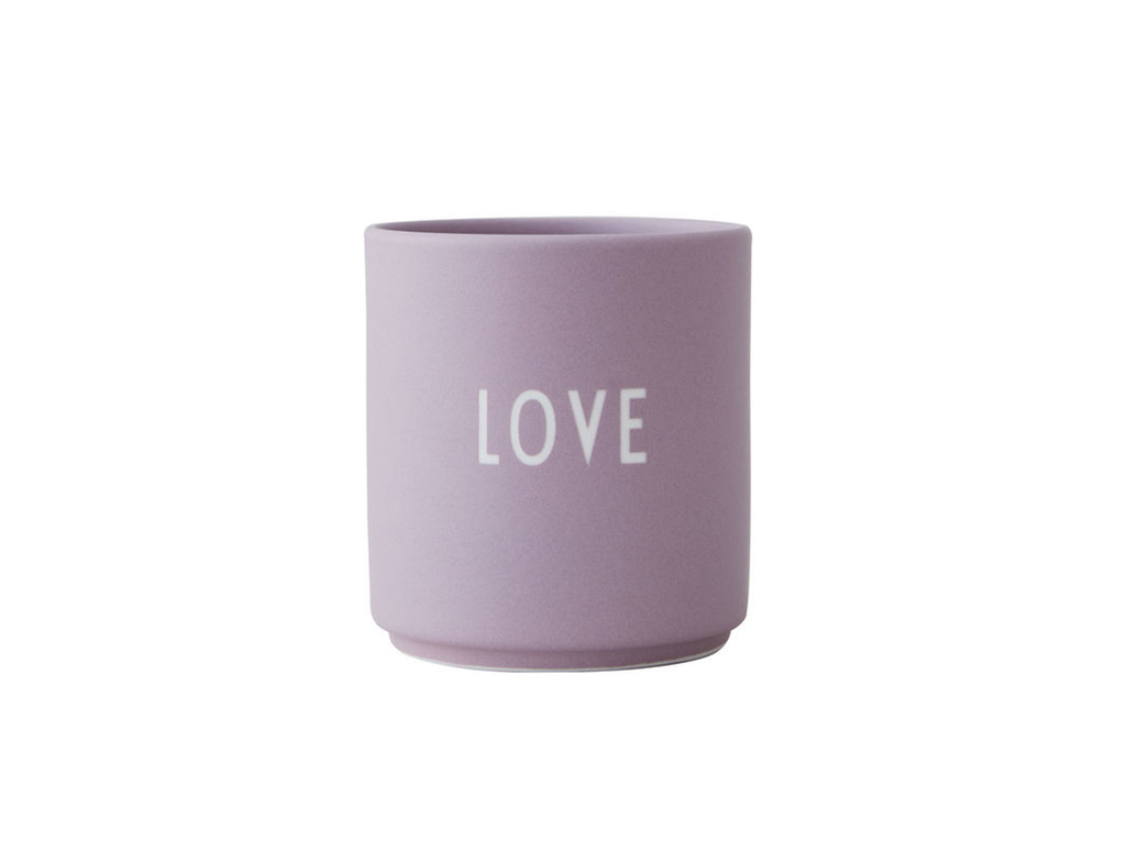 Design Letters - Favourite Bolli Love Lavender