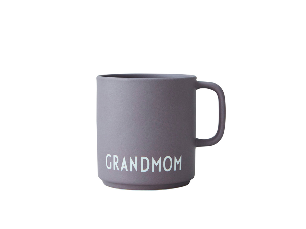 Design Letters - Favourite Bolli m/ Haldi Grandmom