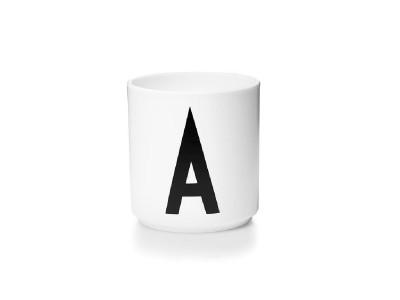 Design Letters - Stafabolli Hvítur A-Z