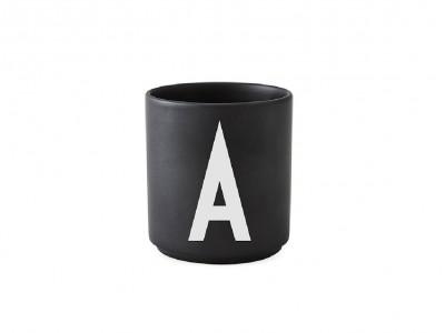 Design Letters - Stafabolli Svartur A-Z