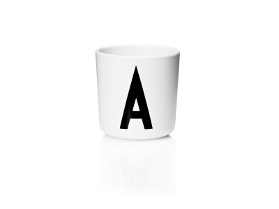 Design Letters - Melamine Barnabolli A-Z