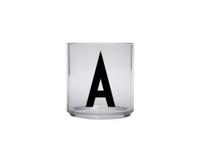 Design Letters - Stafaglas f/Börn A-Z