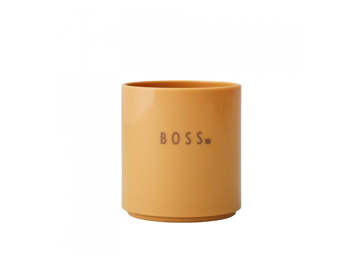Design Letters - Tritan Barnabolli Mustard