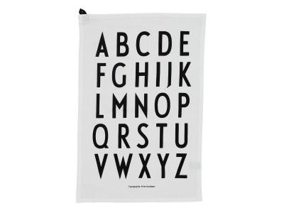 Design Letters - Classic Viskastykki 2stk