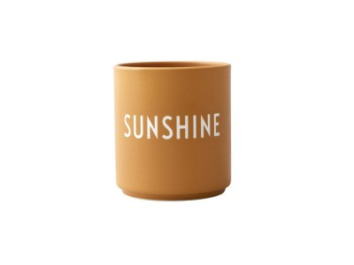 Design Letters - Favourite Bolli Sunshine