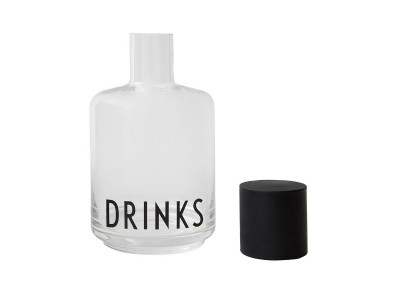 Design Letters - DRINKS Karafla 0,5l