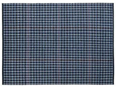 Fabula Living - Lotus 200x300cm Blue/Mahogny