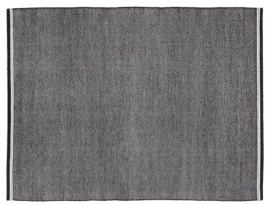 Fabula Living - Daphine 200x300cm Black/White