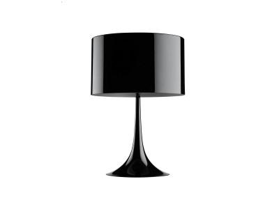 Flos - Spun Light T2 Borðlampi Black