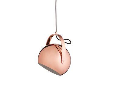 Frandsen - Ball Loftljós með Handfangi Ø:18,6cm Copper Glossy