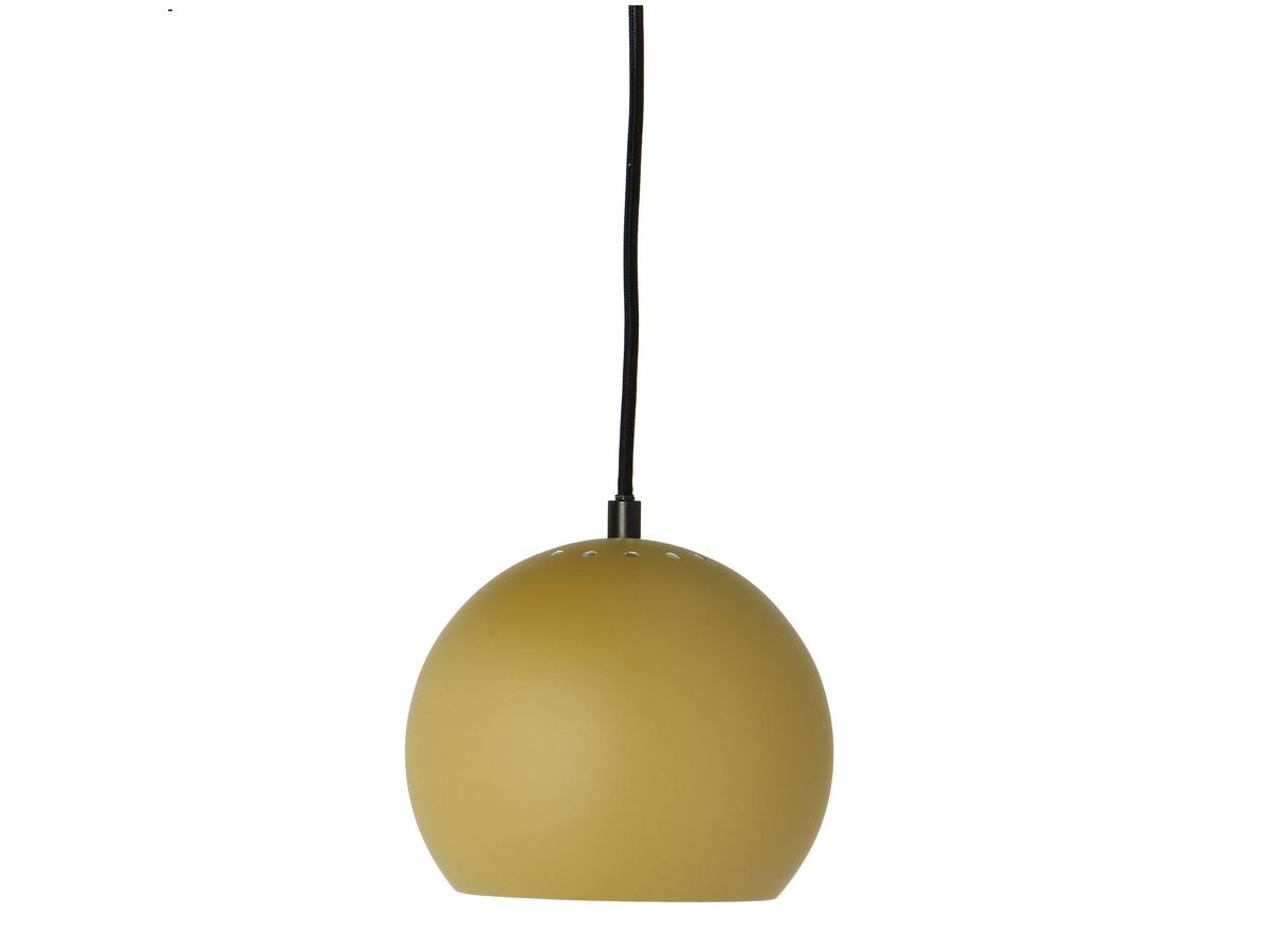 Frandsen - Ball Loftljós Ø:18cm Olive Green Matt