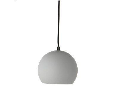 Frandsen - Ball Loftljós Ø:18cm Light Grey Matt