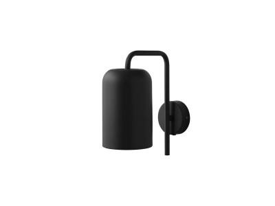 Frandsen - Chill Veggljós H: 25cm Black
