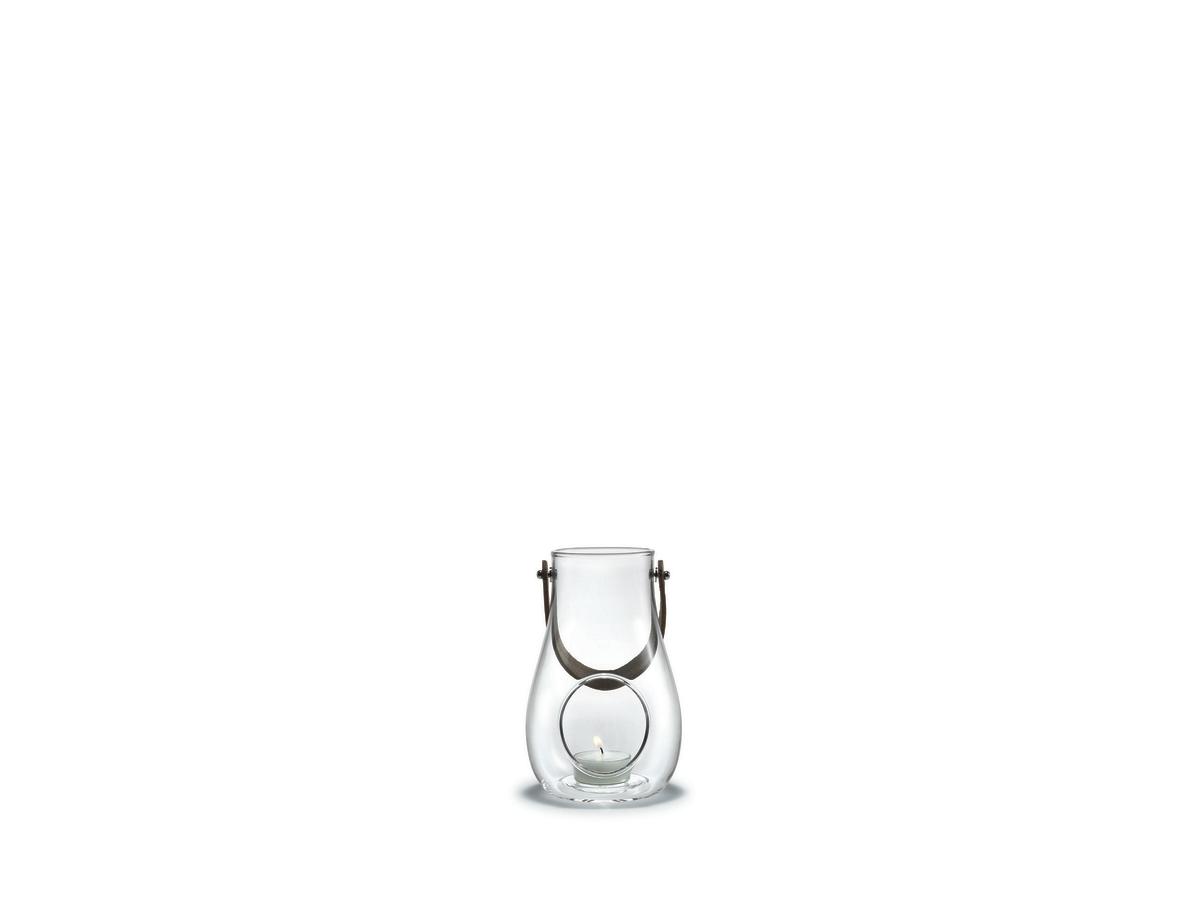 Holmegaard - Design With Light Kertalukt 16cm Clear