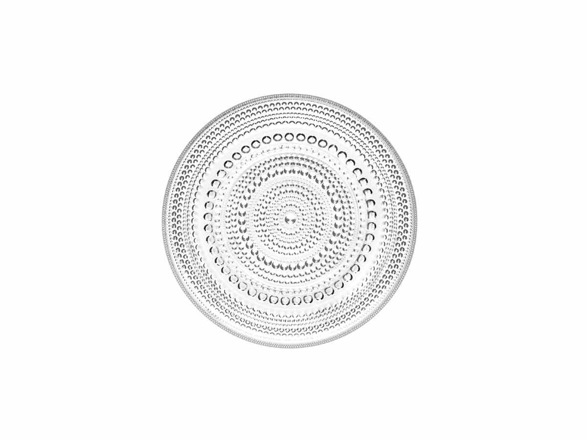 Iittala - Kastehelmi Eftirréttadiskur 170mm Clear