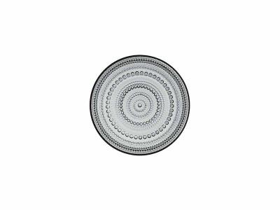 Iittala - Kastehelmi Eftirréttadiskur 170mm Grey *hættir*