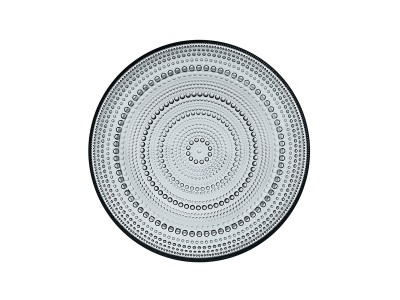 Iittala - Kastehelmi Matardiskur 248mm Grey