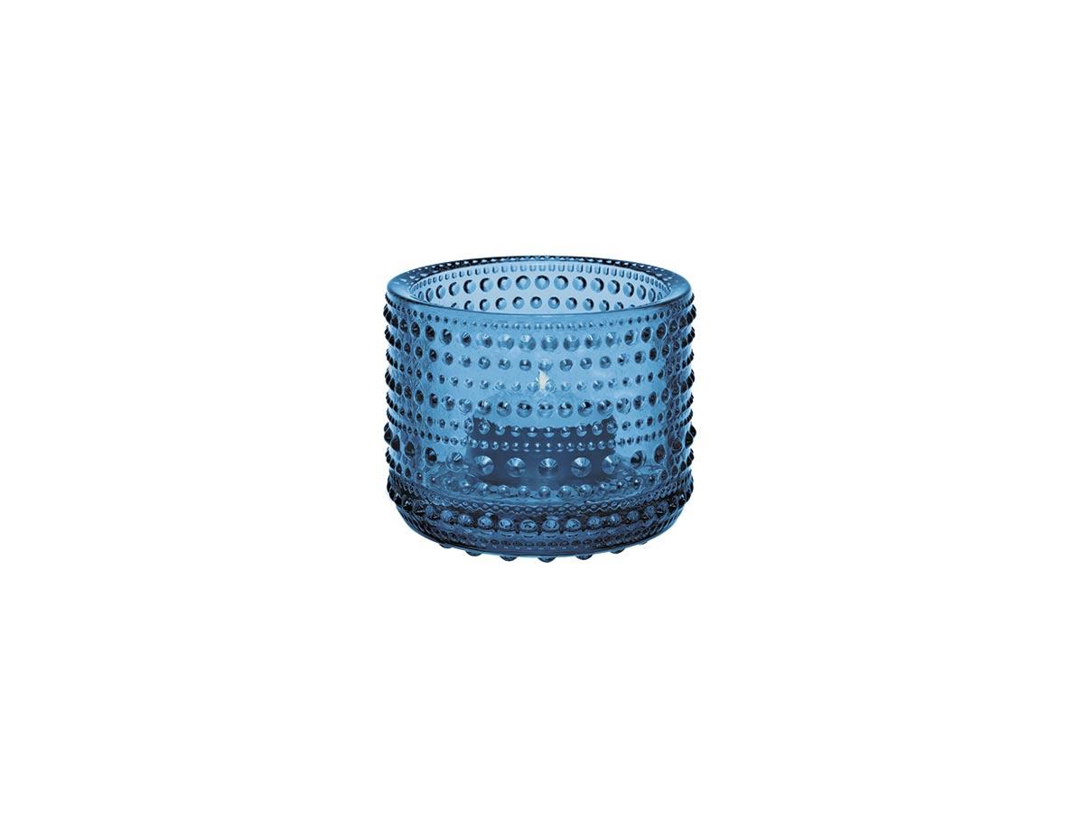 Iittala - Kastehelmi Kertastjaki Turquoise