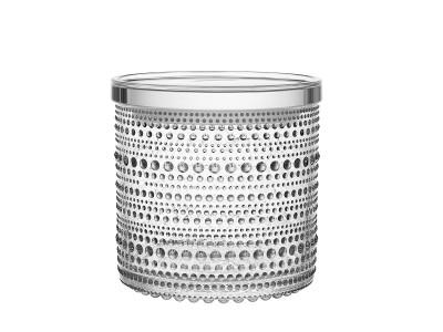 Iittala - Kastehelmi Krukka 114mm Clear