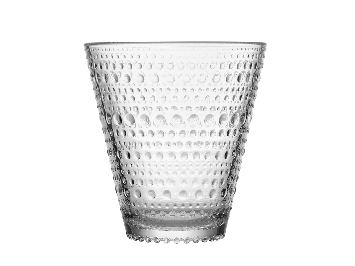Iittala - Kastehelmi Glös 30cl Clear 2stk