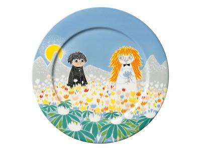 Moomin - Framreiðsludiskur 30cm Friendship