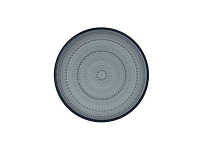 Iittala - Kastehelmi Matardiskur 24,8cm Dark Grey