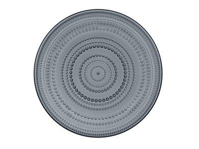 Iittala - Kastehelmi Tertudiskur 31,5cm Dark Grey
