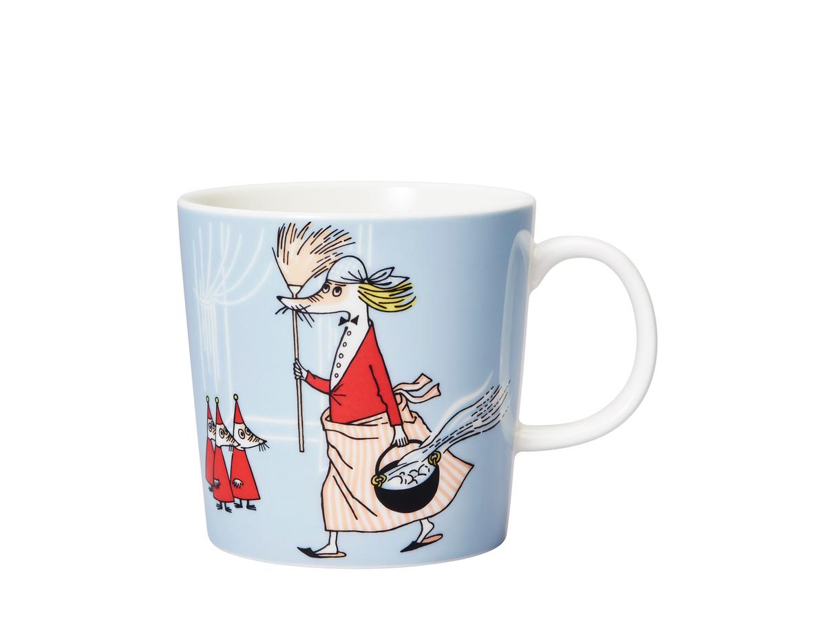 Moomin - Krús Fillyjonk