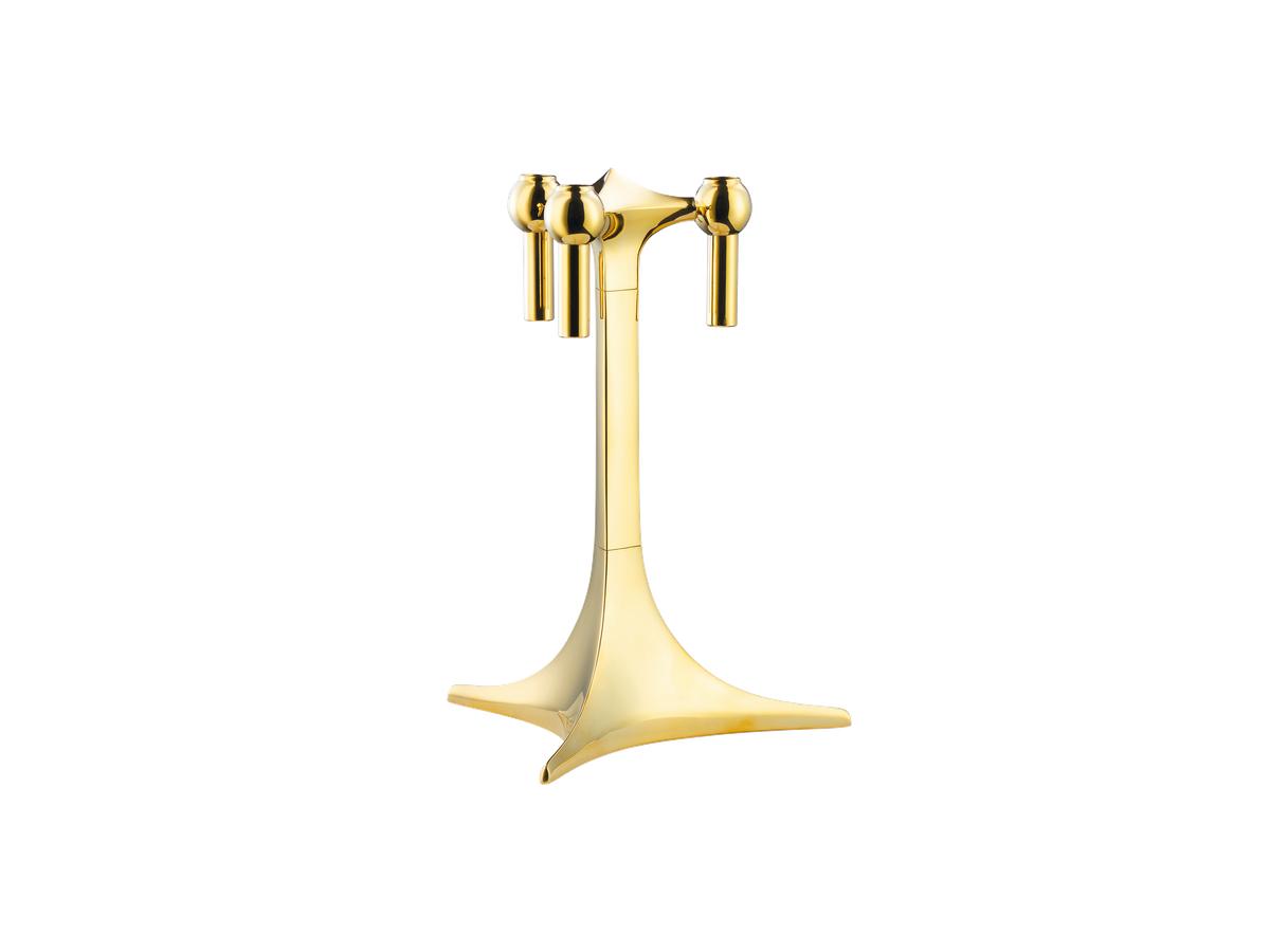 Stoff Nagel - Standur Brass