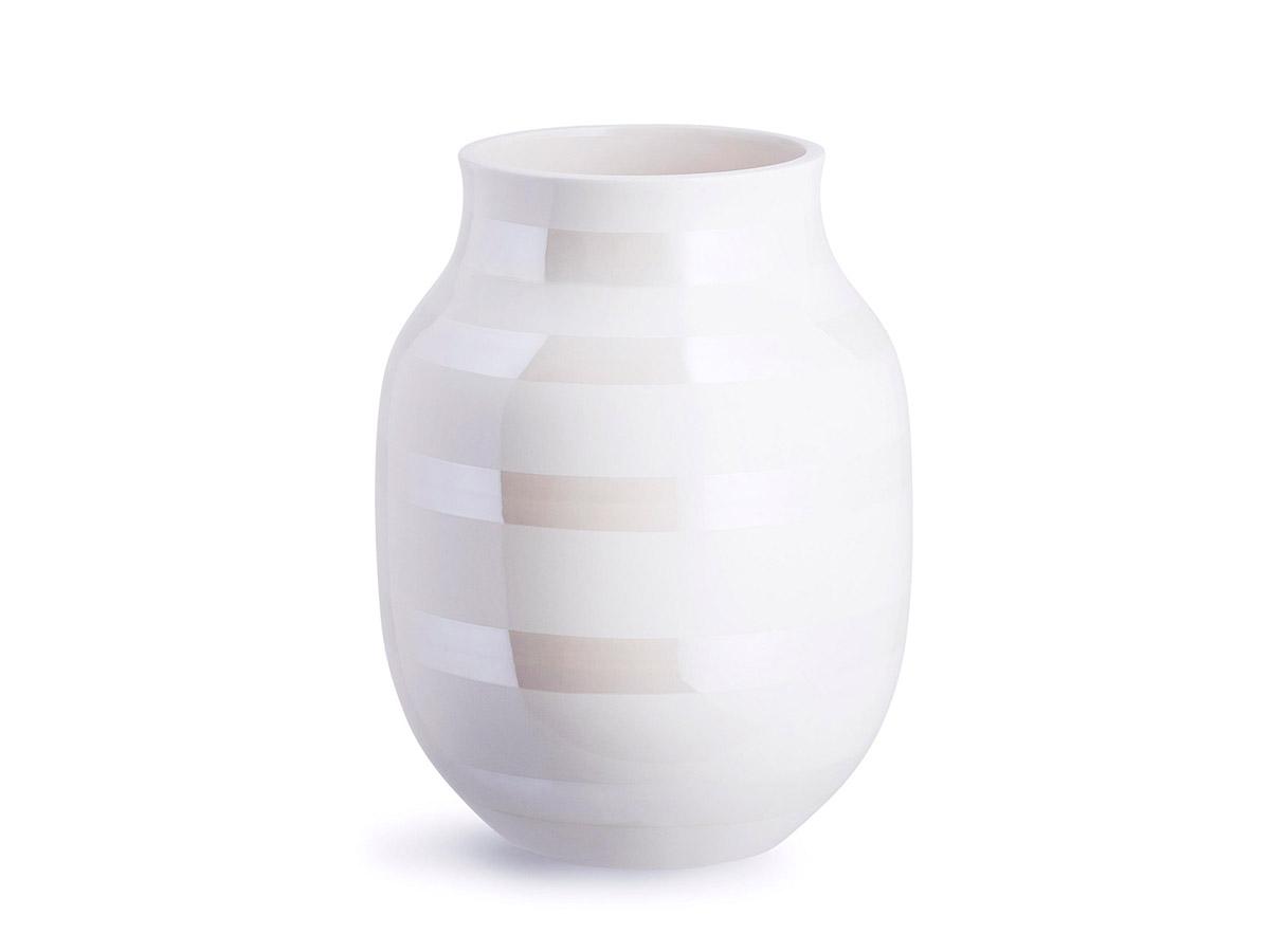 Kähler - Omaggio Vasi 20cm Pearl
