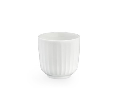 Kähler - Hammershoi Espresso Bolli 10cl White