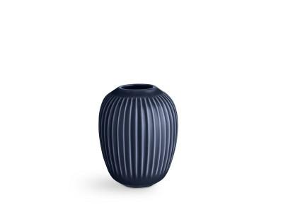 Kähler - Hammershoi Vasi 10cm Indigo