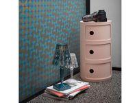 Kartell - Componibili Bio 3 Hæða Pink image