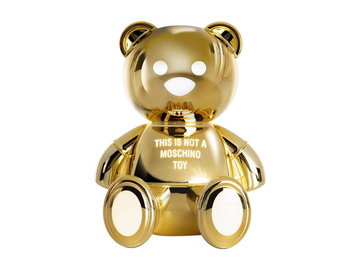 Kartell - Toy Moschino Lampi Gold