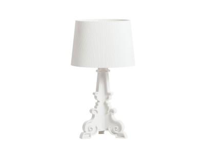 Kartell - Bourgie Lampi Matt White Limited Edition