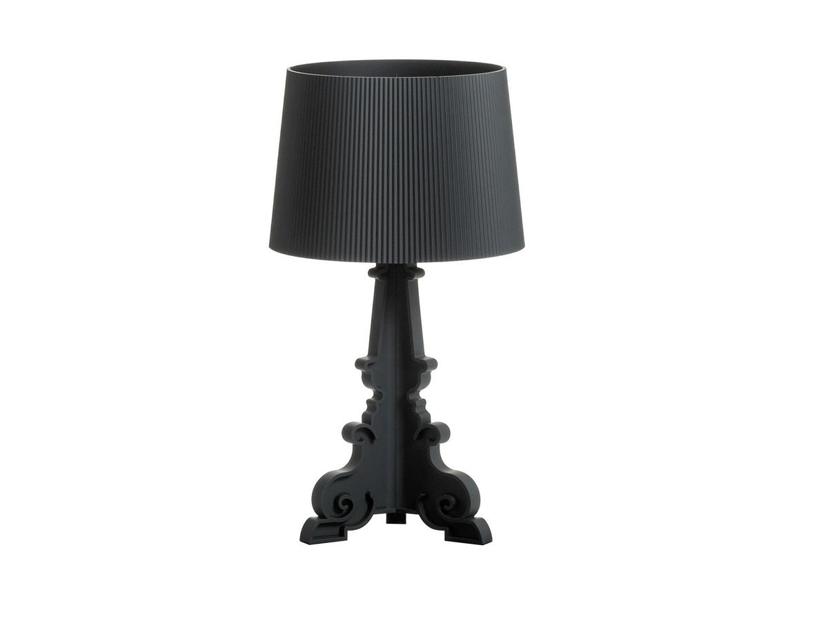 Kartell - Bourgie Lampi Matt Black Limited Edition